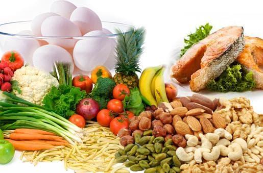 Храни, богати на витамини и минерали