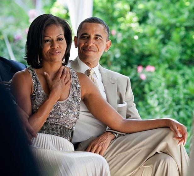 Барак Обама с романтичен жест към Мишел Обама по случай рождения й ден