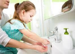Миене на ръцете