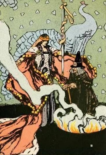 Илюстрация от старо издание на