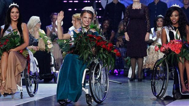 мис свят на инвалидна количка