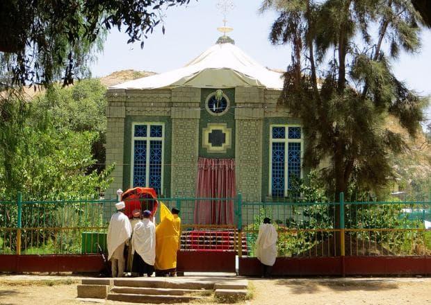 Църквата на Дева Мария Ционска