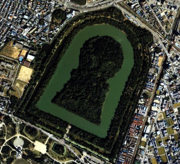 Кофунс, Япония