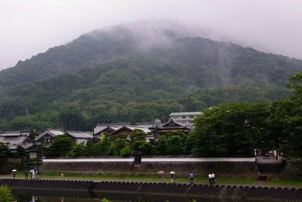 Изе, Япония