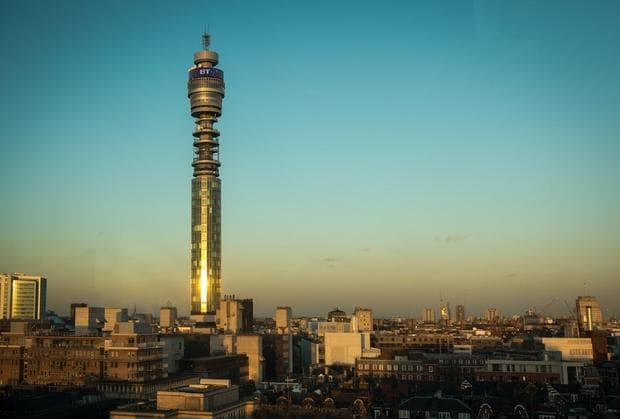 Британската телекомуникационна кула