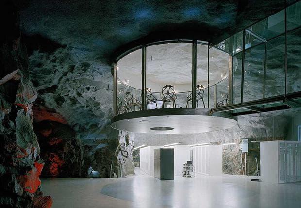 Информационен център, Швеция