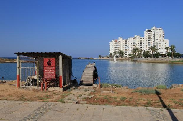 Вароша, Кипър