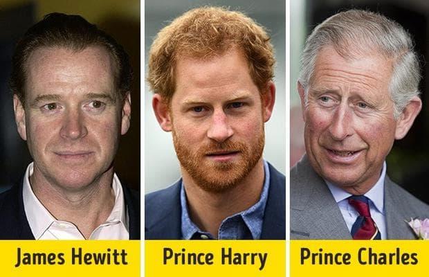 кралски особи