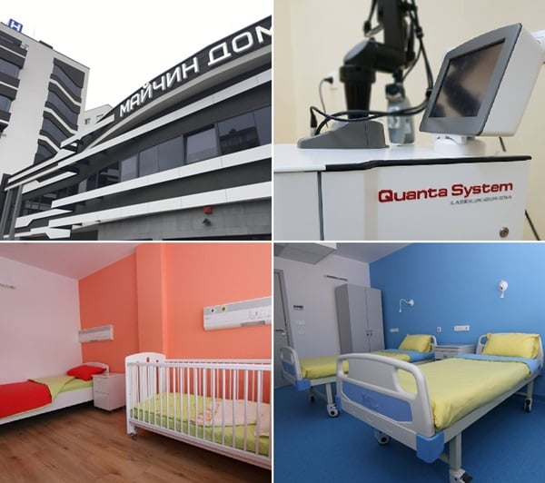 Медицински комплекс Майчин дом - Варна