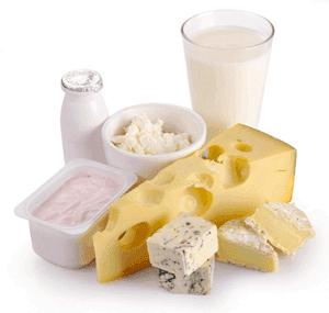 Ограничаване на млечните продукти от диетата на майката