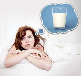 Мляко срещу безсъние