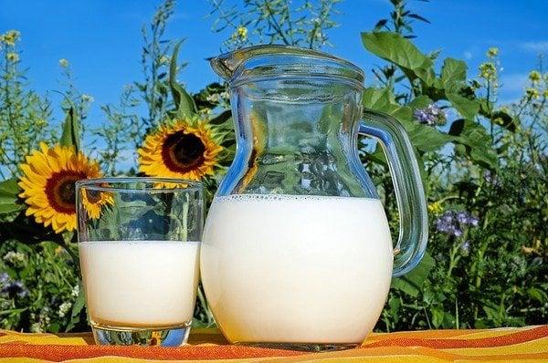 непастьоризирано мляко