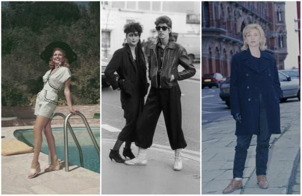 Мода 1986-1996