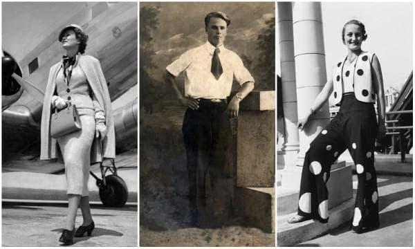 Мода 1926-1936
