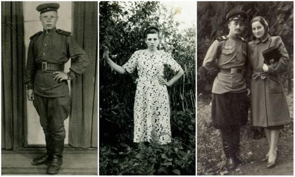 Мода 1936-1946