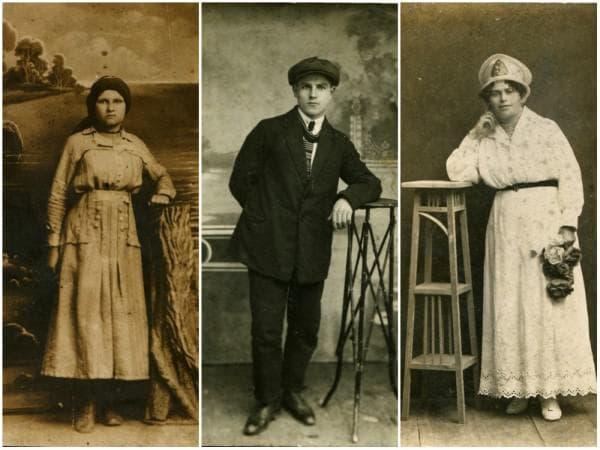 Мода 1916-1926