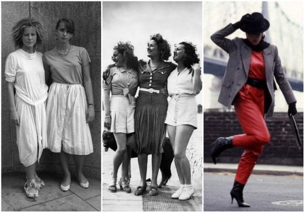 Мода 1976-1986