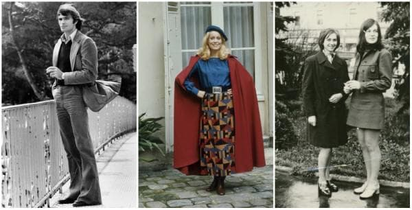 Мода 1966-1976