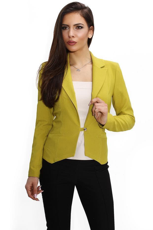 Зелено сако