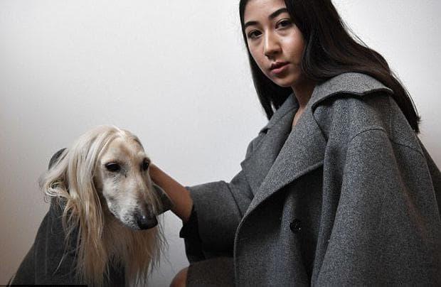 Италиански дизайнер създава облекла за кучета, идентични с тези на техните собственици