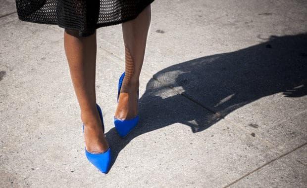 Ярки обувки