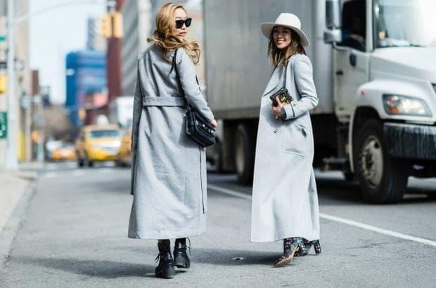 Дълги палта