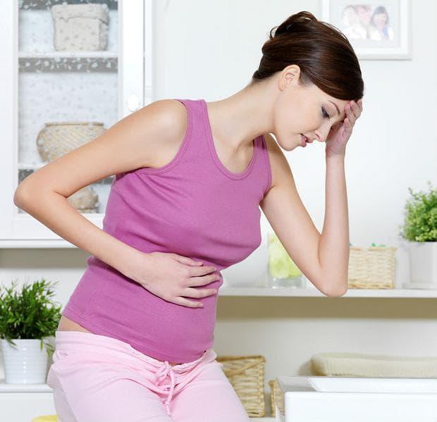 Моминска вратига е противопоказна по време на бременност