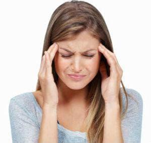 Моминска вратига при мигрена