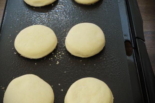 печене на хлебчетата