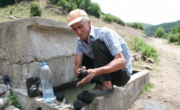 Мумио в село Кушла