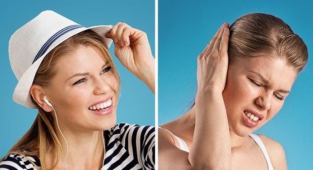 Проблеми със слуха