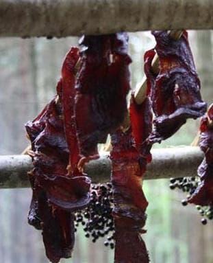 Индианско сушено месо