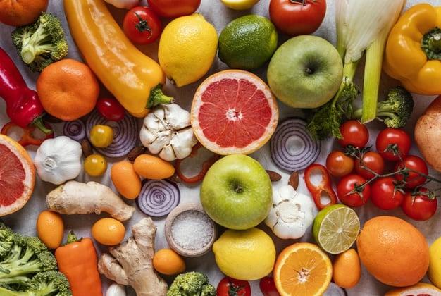 Набавяне на витамини с храната
