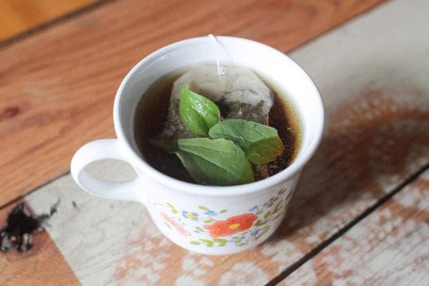 чай със стевия