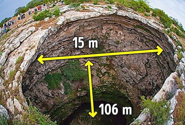 Дяволската дупка
