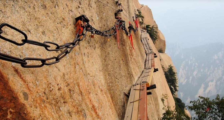 стръмно изкачване