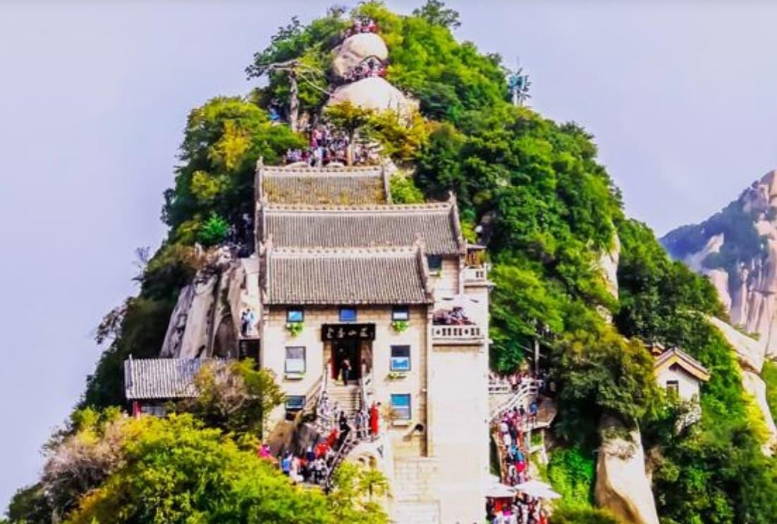 китайски връх