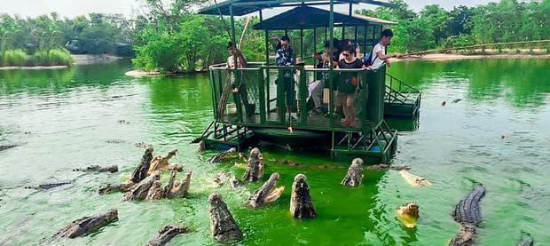 Слонското кралство Чинбури, Тайланд