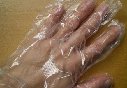 Найлонова ръкавица