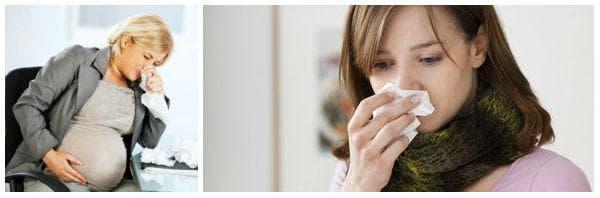 Настинка или грип? Какви са рисковете по време на бременност?