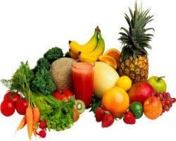 Недостатъчен прием на плодове и зеленчуци