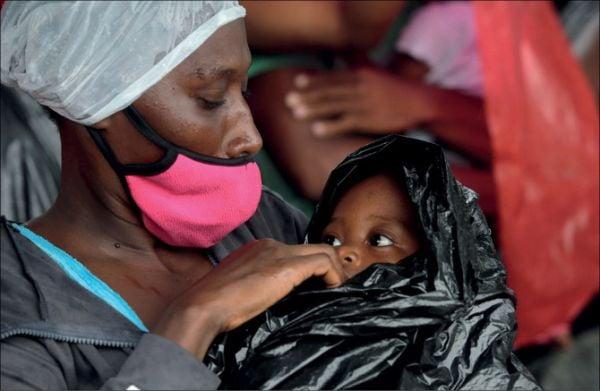недохранване заради коронавируса