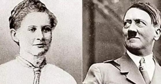 Хитлер и Стефани Исак
