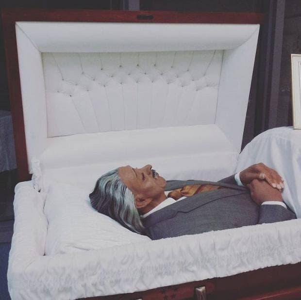 погребален агент