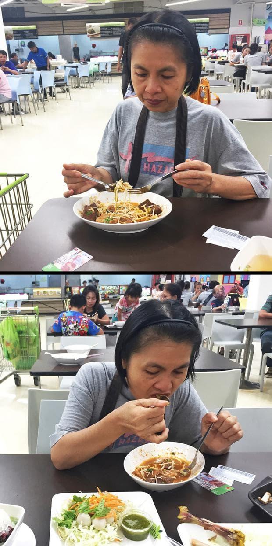 без вилици в Тайланд