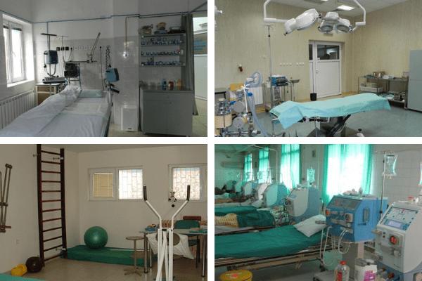 МБАЛ Югозападна болница ООД, гр. Сандански