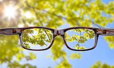 Неясно зрение
