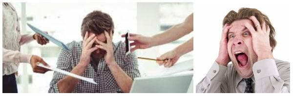 Нервно напрежение, стрес, преумора