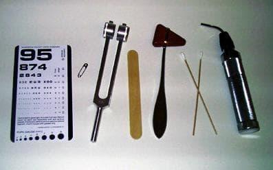 Инструменти за неврологичен статус
