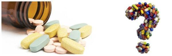 Нежелани странични ефекти и взаимодействия на хром